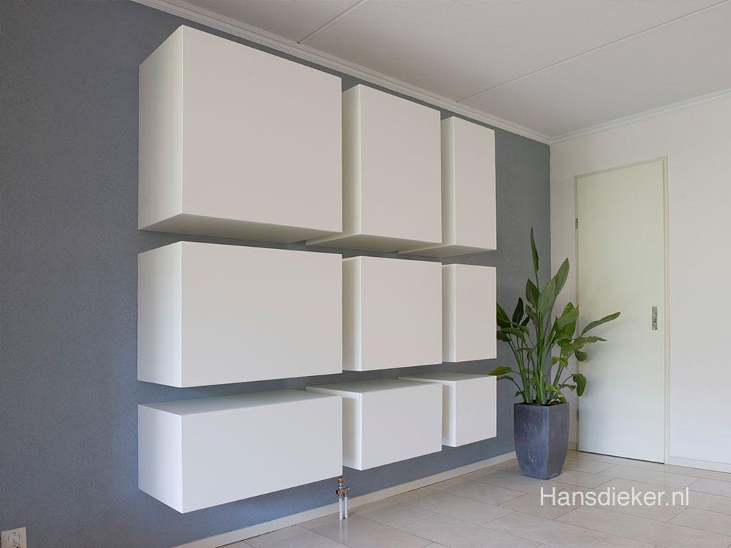 Design Kast Maatwerk : Design kast woonkamer hans dieker